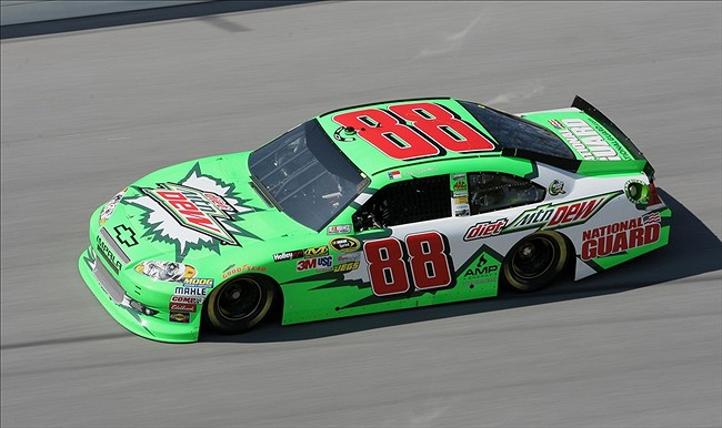 Dale Earnhardt Jr  Cleared to Race in AAA Texas 500 at TMS