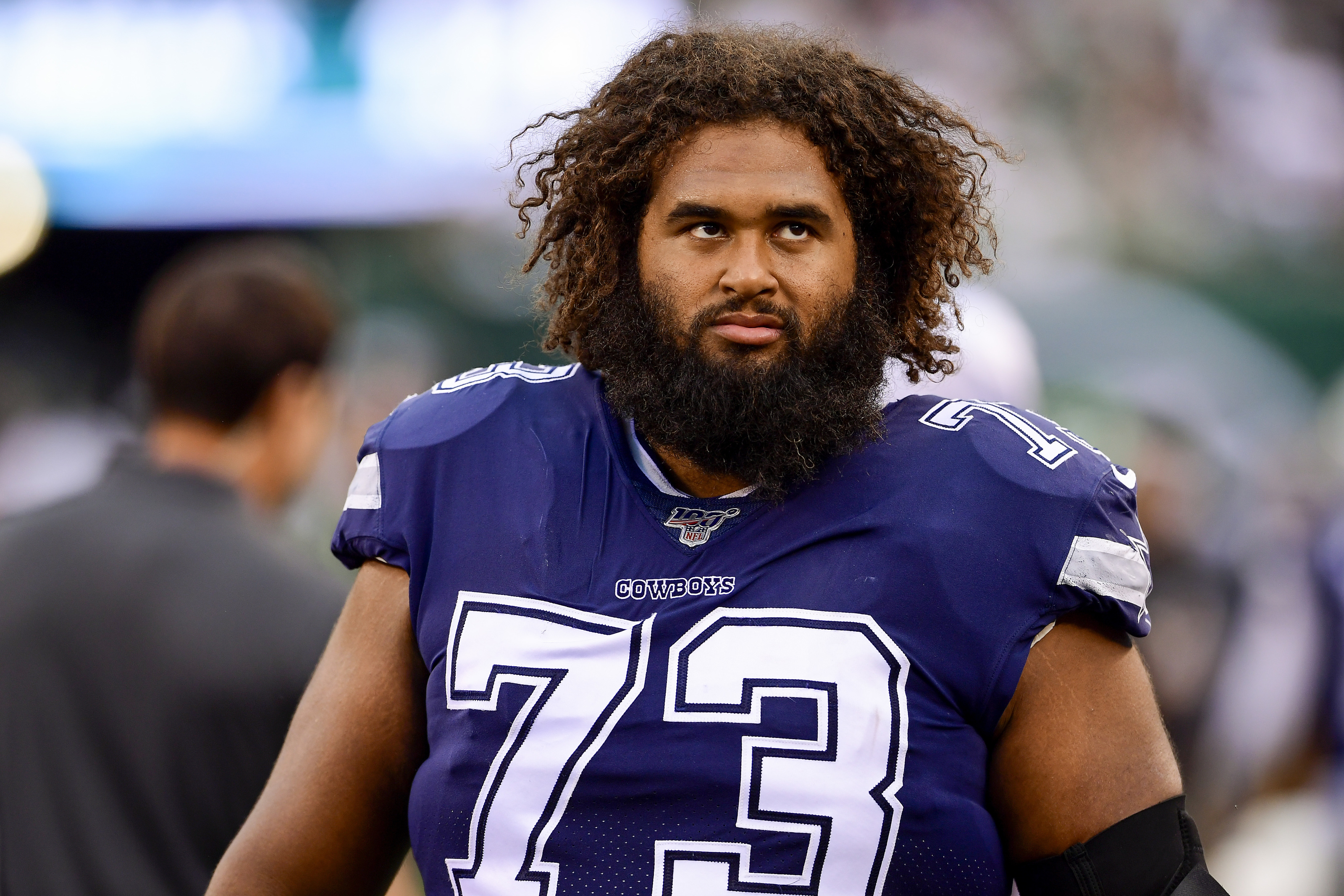 Will Joe Looney Be A Good Starting Center For The Dallas Cowboys